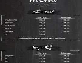 #2 cho Coffeeshop Menu design bởi JDLA
