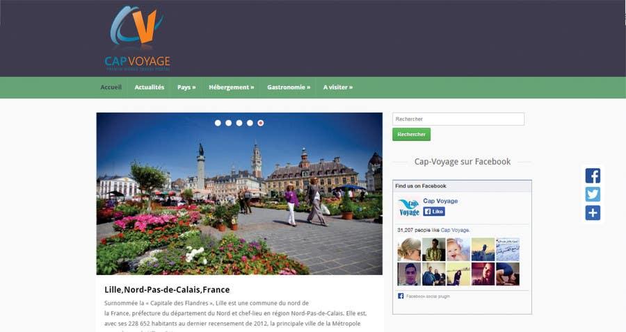 Konkurrenceindlæg #                                        159                                      for                                         Concevez un logo for Travel portal
