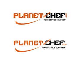 #77 para Design a Logo for Planet Chef por alfonself2012