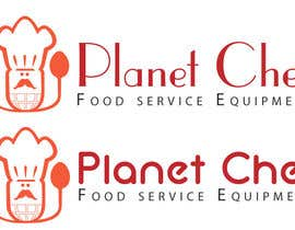 #58 para Design a Logo for Planet Chef por twodnamara