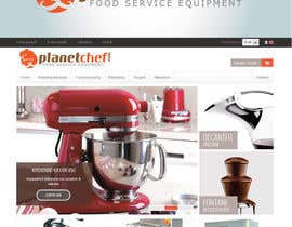 #108 para Design a Logo for Planet Chef por MDArtifex