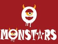Illustrate Something for Monsters için Graphic Design41 No.lu Yarışma Girdisi
