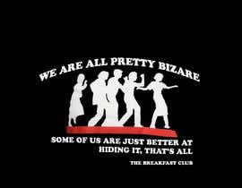 Nro 1 kilpailuun Design a T-Shirt for Breakfast Club käyttäjältä beauhcrain
