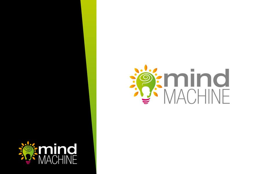 Bài tham dự cuộc thi #                                        34                                      cho                                         Logo Design for Mind Machine