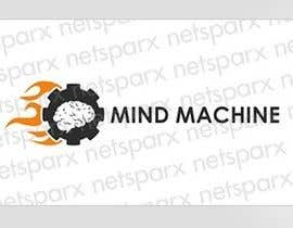 #57 para Logo Design for Mind Machine por Azavedo