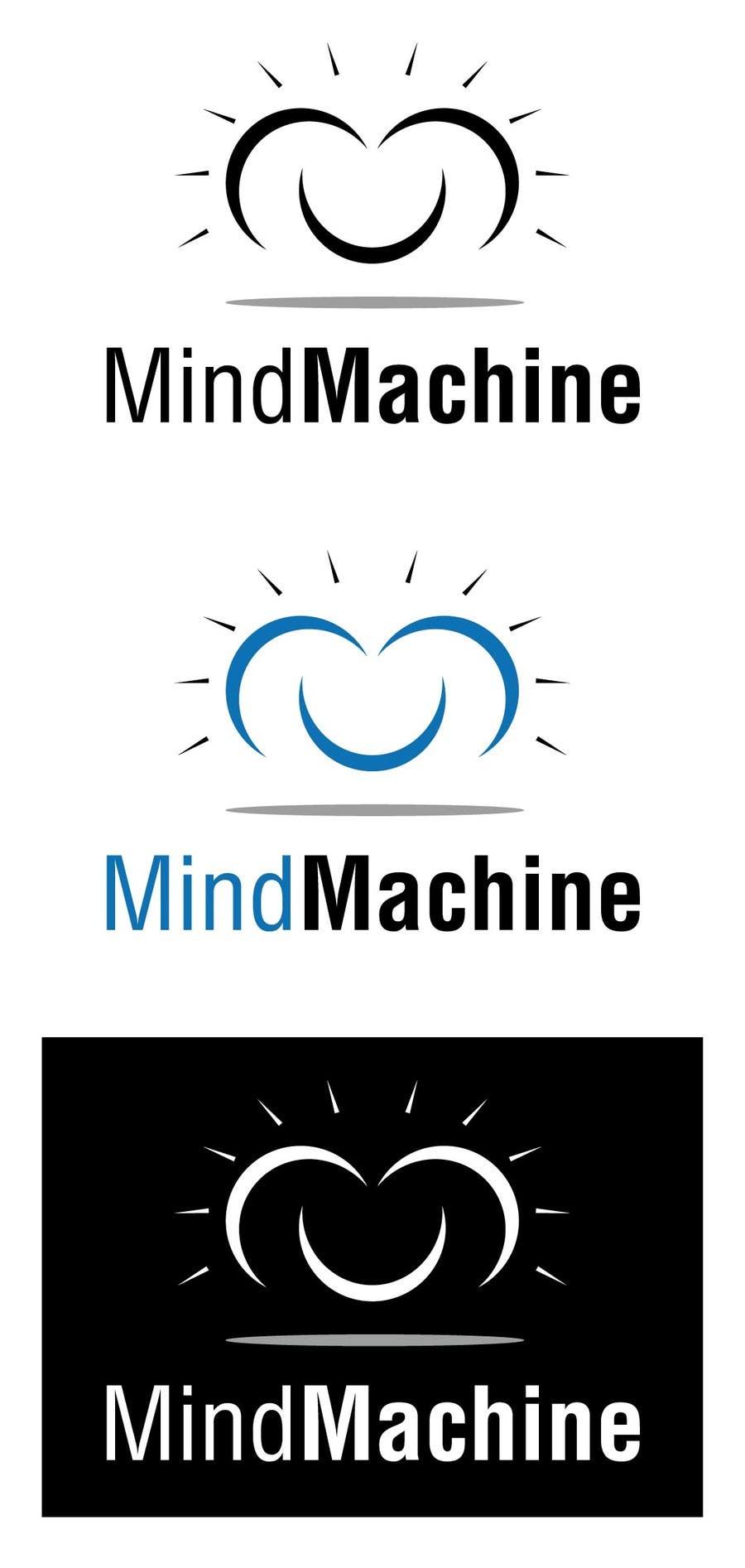 Bài tham dự cuộc thi #                                        12                                      cho                                         Logo Design for Mind Machine