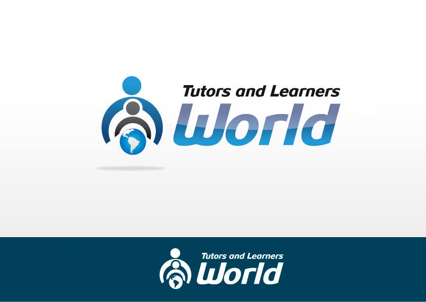 #5 for Logo for Tutors and Learners World by paxslg