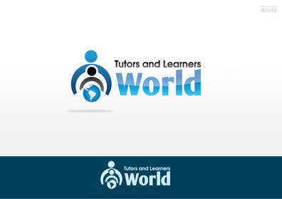 nº 14 pour Logo for Tutors and Learners World par paxslg