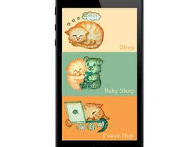 #10 untuk I need 3 illustrated cats (arty, unique) oleh Agreat1