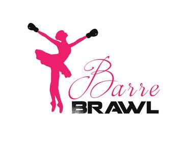 Nro 17 kilpailuun Design a Logo for Barre Brawl käyttäjältä KremMtv
