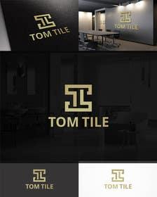 Nro 126 kilpailuun TOM TILE logo design käyttäjältä tedi1