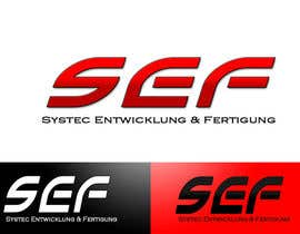 #158 for SEF Logo   Reddesign by rzndra01