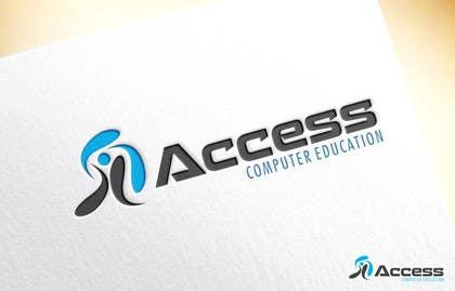 Nro 8 kilpailuun Design a Logo for Access Computer Education käyttäjältä javedg