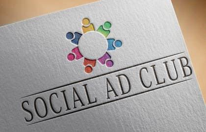 #11 cho Design a Logo for social ad club bởi RAIDAHKHALIDSYED