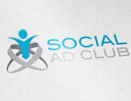 #57 for Design a Logo for social ad club af IllusionG
