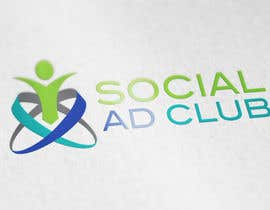 #58 para Design a Logo for social ad club por IllusionG