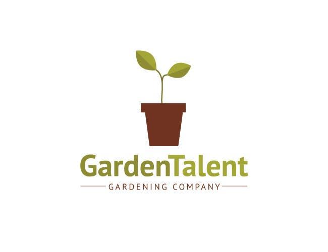 Contest Entry #                                        10                                      for                                         Design a Logo for GardenTalent our gardening website