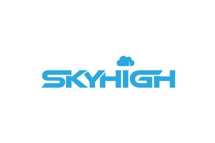 #123 untuk Design a Logo for Skyhigh Sports Management Limited oleh SergiuDorin