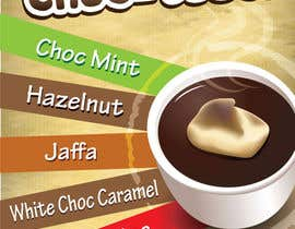 #68 para Poster Design for a Chocolate promotion de eliespinas