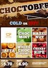 Graphic Design Конкурсная работа №39 для Poster Design for a Chocolate promotion