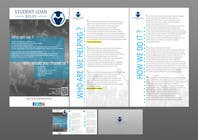 Bài tham dự #8 về Graphic Design cho cuộc thi Create a Brochure Student Loan Relief, Inc