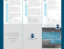 #13 for Create a Brochure Student Loan Relief, Inc by olliekadharma