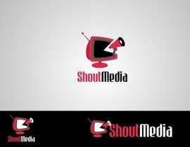 Nro 23 kilpailuun Design a Logo for ShoutMedia käyttäjältä Attebasile