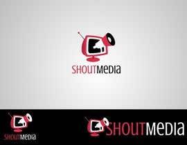 Nro 25 kilpailuun Design a Logo for ShoutMedia käyttäjältä Attebasile