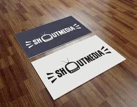 #3 for Design a Logo for ShoutMedia af SzalaiMike