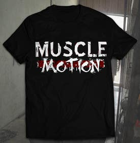 #24 untuk Modify and adapt text lettering for Gym Wear T-Shirt oleh iraelan