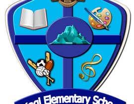 Nro 12 kilpailuun Design a Logo for Kagi Elementary School käyttäjältä zahidulhasan77