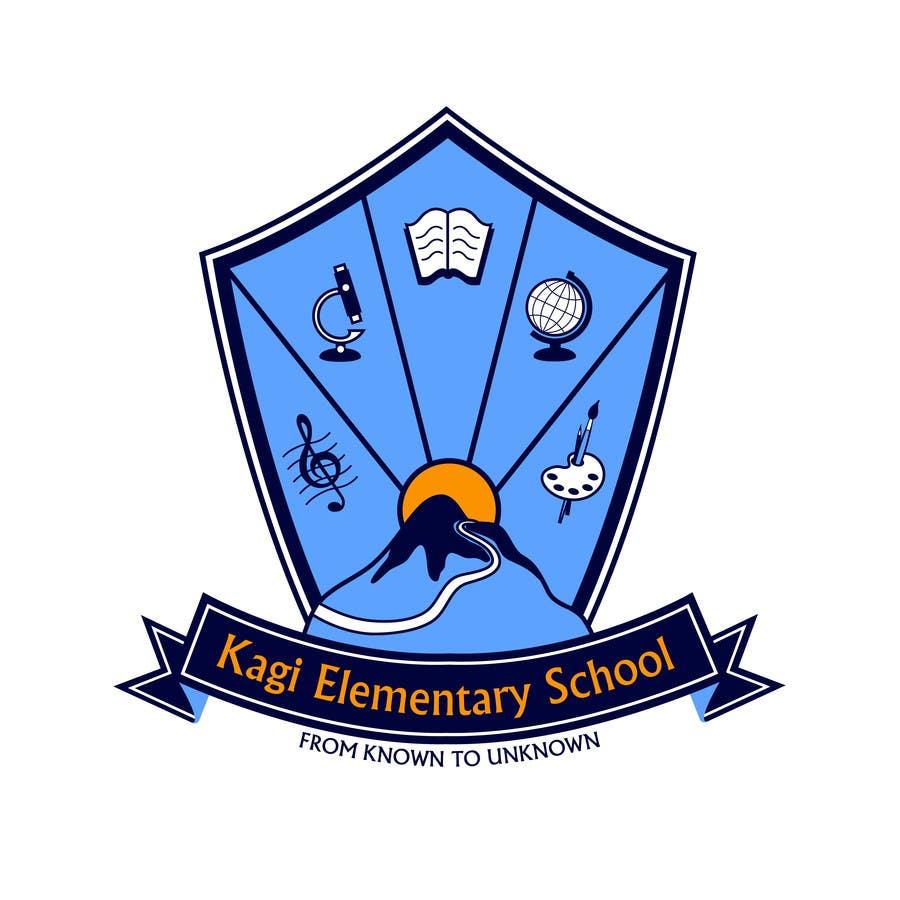 Konkurrenceindlæg #16 for Design a Logo for Kagi Elementary School