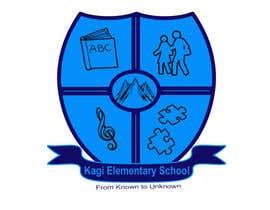Nro 4 kilpailuun Design a Logo for Kagi Elementary School käyttäjältä Shubhak5
