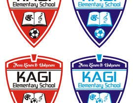 #9 for Design a Logo for Kagi Elementary School by BlajTeodorMarius