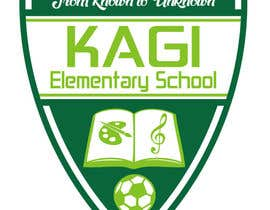 BlajTeodorMarius tarafından Design a Logo for Kagi Elementary School için no 22