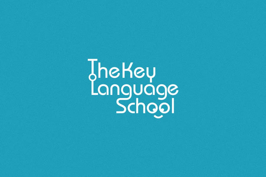 Kilpailutyö #                                        5                                      kilpailussa                                         Design a Logo for The Key Language School