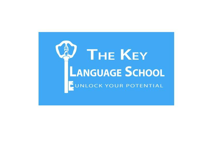 Proposition n°10 du concours Design a Logo for The Key Language School