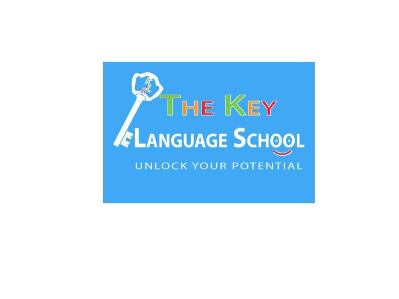 Kilpailutyö #                                        17                                      kilpailussa                                         Design a Logo for The Key Language School