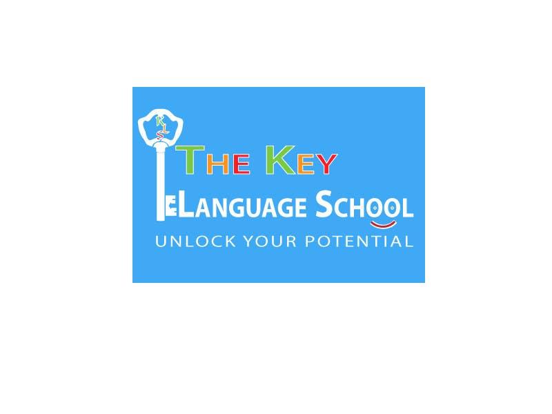Kilpailutyö #                                        19                                      kilpailussa                                         Design a Logo for The Key Language School