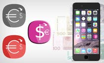 Graphic Design Konkurrenceindlæg #53 for App Icon For Augmented Currency Converter