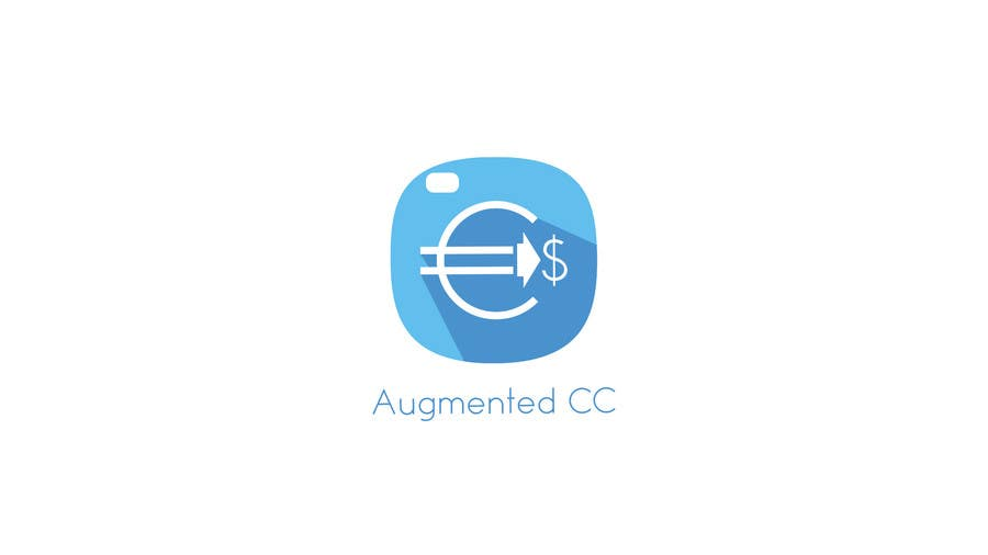 Konkurrenceindlæg #1 for App Icon For Augmented Currency Converter