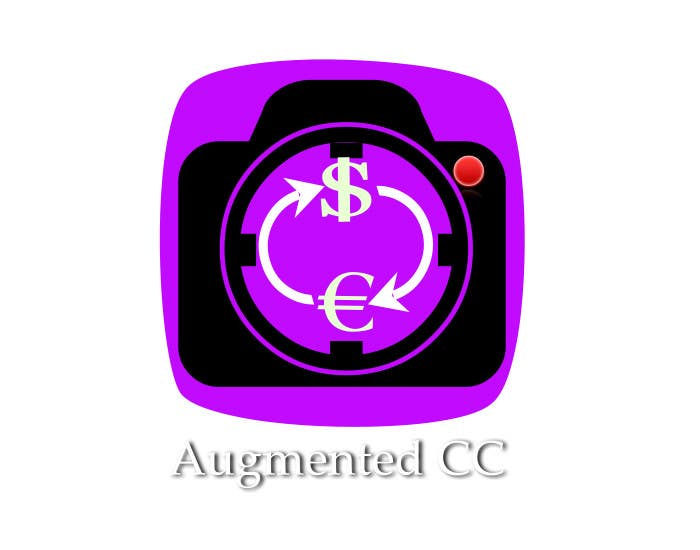 Konkurrenceindlæg #16 for App Icon For Augmented Currency Converter