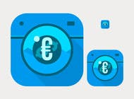 Graphic Design Konkurrenceindlæg #50 for App Icon For Augmented Currency Converter