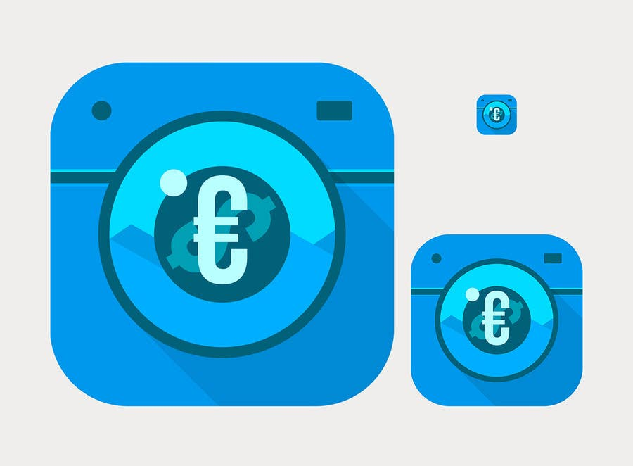 Konkurrenceindlæg #50 for App Icon For Augmented Currency Converter