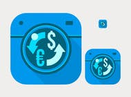 Graphic Design Konkurrenceindlæg #52 for App Icon For Augmented Currency Converter