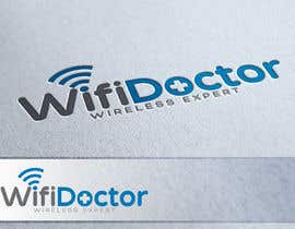 nº 27 pour Design a Logo for Wifi Doctor par HammyHS