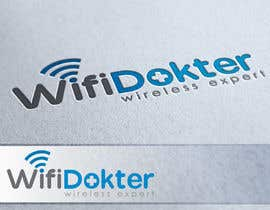 nº 31 pour Design a Logo for Wifi Doctor par HammyHS
