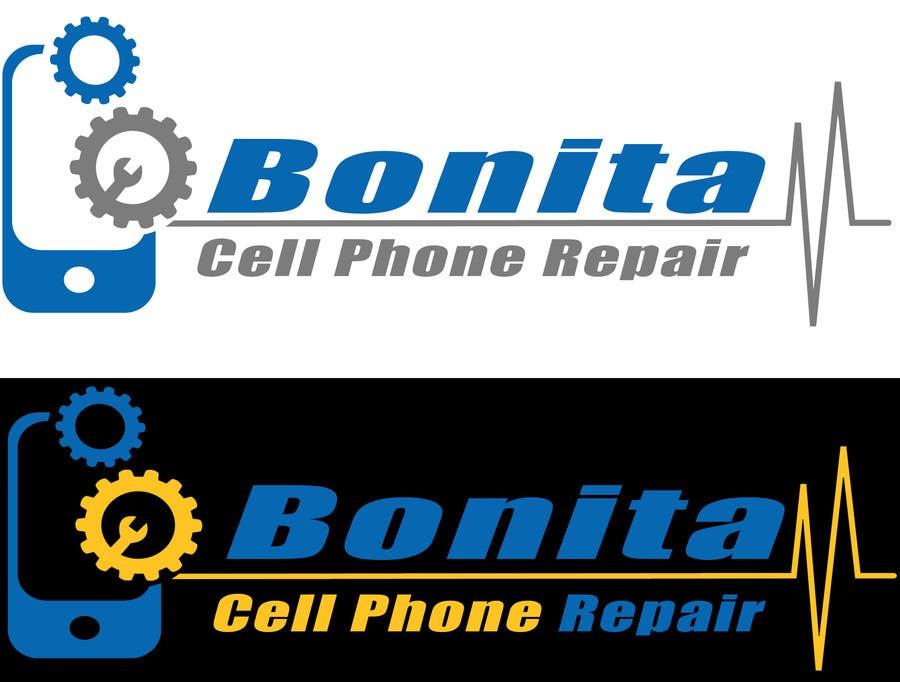 Contest Entry #                                        67                                      for                                         Design a Logo for Bonita Cell Phone Repair