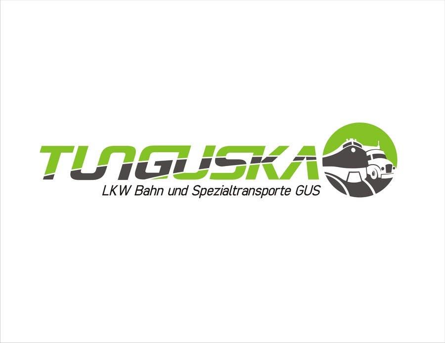 Konkurrenceindlæg #228 for Design a Logo for transport company