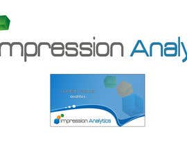 #112 for Design a Logo for Impression Analytics by alidicera